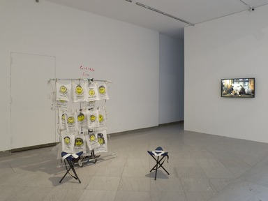 Crossing Brooklyn: Art from Bushwick, Bed-Stuy, and Beyond, October 3, 2014 through January 4, 2015 (Image: DIG_E_2014_Crossing_Brooklyn_16_PS4.jpg Brooklyn Museum photograph, 2014)