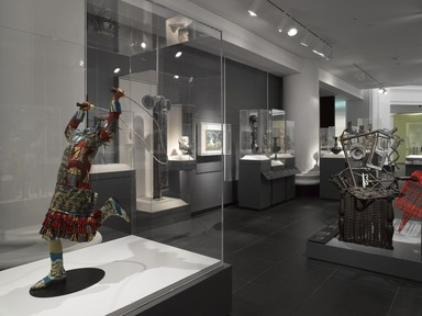 Double Take: African Innovations, October 29, 2014 through March 19, 2017 (Image: DIG_E_2014_Double_Take_African_Innovations_06_PS4.jpg Brooklyn Museum photograph, 2014)