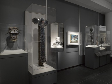 Double Take: African Innovations, October 29, 2014 through March 19, 2017 (Image: DIG_E_2014_Double_Take_African_Innovations_09_PS4.jpg Brooklyn Museum photograph, 2014)