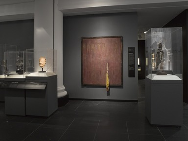 Double Take: African Innovations. [10/29/2014-07/--/2016]. Installation view.