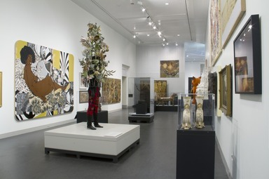 Diverse Works: Director's Choice, 1997-2015, April 15, 2015 through August 02, 2015 (Image: DIG_E_2015_Diverse_Works_08_PS9.jpg Brooklyn Museum photograph, 2015)