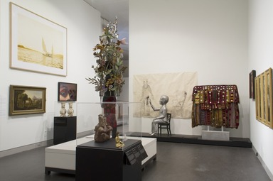 Diverse Works: Director's Choice, 1997?2015. [04/15/2015-08/02/2015]. Installation view