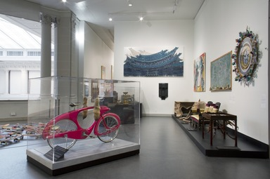 Diverse Works: Director's Choice, 1997-2015, April 15, 2015 through August 02, 2015 (Image: DIG_E_2015_Diverse_Works_16_PS9.jpg Brooklyn Museum photograph, 2015)