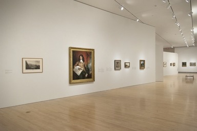 Impressionism and the Caribbean: Francisco Oller and his Transatlantic World, October 2, 2015 through January 3, 2016 (Image: DIG_E_2015_Impressionism_and_the_Caribbean_Oller_04_PS11.jpg Brooklyn Museum photograph, 2015)