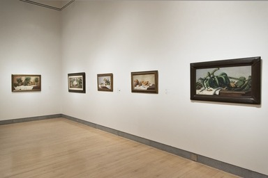 Impressionism and the Caribbean: Francisco Oller and his Transatlantic World, October 2, 2015 through January 3, 2016 (Image: DIG_E_2015_Impressionism_and_the_Caribbean_Oller_08_PS11.jpg Brooklyn Museum photograph, 2015)