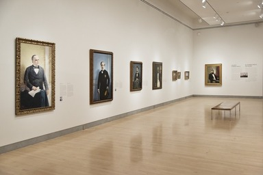 Impressionism and the Caribbean: Francisco Oller and his Transatlantic World, October 2, 2015 through January 3, 2016 (Image: DIG_E_2015_Impressionism_and_the_Caribbean_Oller_12_PS11.jpg Brooklyn Museum photograph, 2015)