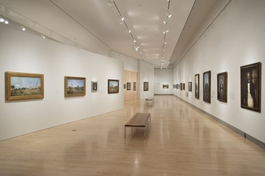 Impressionism and the Caribbean: Francisco Oller and his Transatlantic World, October 2, 2015 through January 3, 2016 (Image: DIG_E_2015_Impressionism_and_the_Caribbean_Oller_13_PS11.jpg Brooklyn Museum photograph, 2015)