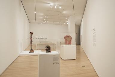 Beverly Buchanan - Ruins and Rituals, October 21, 2016 through March 05, 2017 (Image: DIG_E_2016_Beverly_Buchanan_01_PS11.jpg Brooklyn Museum photograph, 2016)