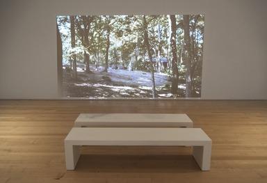Beverly Buchanan - Ruins and Rituals, October 21, 2016 through March 05, 2017 (Image: DIG_E_2016_Beverly_Buchanan_15_PS11.jpg Brooklyn Museum photograph, 2016)