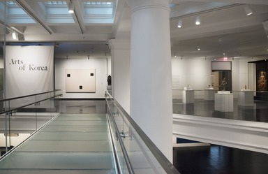 Arts of Korea, Friday, September 15, 2017 through TBA (Image: DIG_E_2017_Arts_Of_Korea_01_PS11.jpg Brooklyn Museum photograph, 2017)