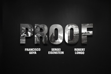Proof: Francisco Goya, Sergei Eisenstein, Robert Longo, Friday, September 08, 2017 through Sunday, January 07, 2018 (Image: DIG_E_2017_PROOF_01_PS11.jpg Brooklyn Museum photograph, 2017)