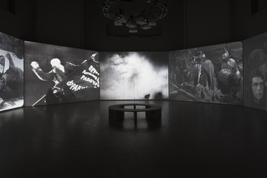 Proof: Francisco Goya, Sergei Eisenstein, Robert Longo, Friday, September 08, 2017 through Sunday, January 07, 2018 (Image: DIG_E_2017_PROOF_03_PS11.jpg Brooklyn Museum photograph, 2017)