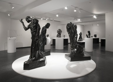 Rodin at the Brooklyn Museum: The Body in Bronze, Friday, November 17, 2017 through Sunday, April 22, 2018 (Image: DIG_E_2017_Rodin_03_PS11.jpg Brooklyn Museum photograph, 2017)