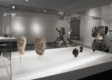 Rodin at the Brooklyn Museum: The Body in Bronze, Friday, November 17, 2017 through Sunday, April 22, 2018 (Image: DIG_E_2017_Rodin_07_PS11.jpg Brooklyn Museum photograph, 2017)