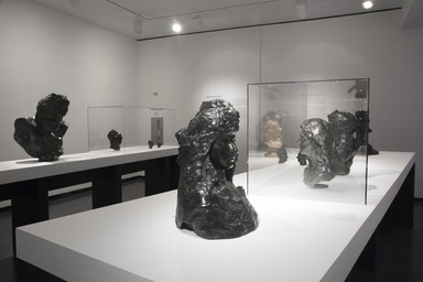 Rodin at the Brooklyn Museum: The Body in Bronze. [11/17/2017-04/22/2018]. Installation View
