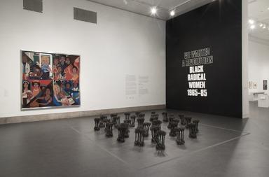 We Wanted a Revolution: Black Radical Women, 1965–85, April 21, 2017 through September 17, 2017 (Image: DIG_E_2017_WWAR_002_PS11.jpg Brooklyn Museum photograph, 2017)