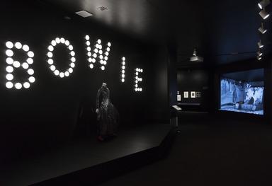 David Bowie is. [03/02/2018-07/05/2018]. Installation view.