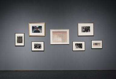 David Levine: Some of the People, All of the Time, Thursday, May 24, 2018 through Sunday, July 08, 2018 (Image: DIG_E_2018_David_Levine_10_PS11.jpg Brooklyn Museum photograph, 2018)