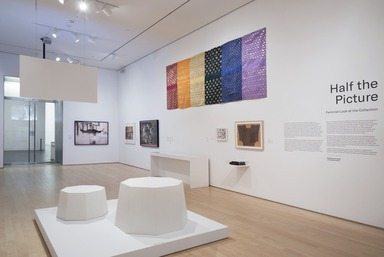 Installation view, Half the Picture: A Feminist Look at the Collection, Brooklyn Museum. [8/23/2018-3/31/2019] (Photo: Jonathan Dorado)