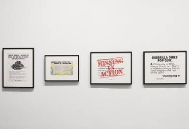 Half the Picture: A Feminist Look at the Collection, Thursday, August 23, 2018 through Sunday, March 31, 2019 (Image: DIG_E_2018_Half_the_Picture_15_PS11.jpg Brooklyn Museum. (Photo: Jonathan Dorado) photograph, 2018)