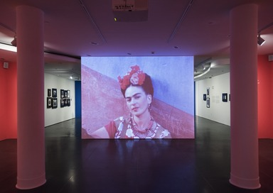 Frida Kahlo: Appearances Can Be Deceiving, February 8 through May 12, 2019 (Image: DIG_E_2019_Frida_Kahlo_01_PS11.jpg Brooklyn Museum. (Photo: Jonathan Dorado) photograph, 2019)