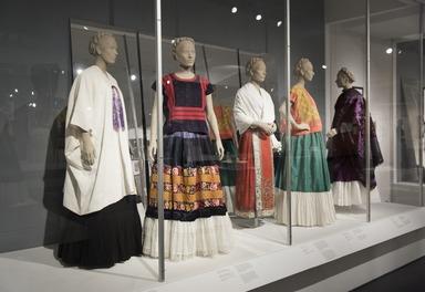 Frida Kahlo: Appearances Can Be Deceiving, Friday, February 08, 2019 through Sunday, May 12, 2019 (Image: DIG_E_2019_Frida_Kahlo_07_PS11.jpg Brooklyn Museum. (Photo: Jonathan Dorado) photograph, 2019)