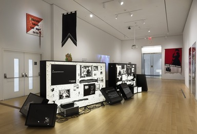 Installation view, Nobody Promised You Tomorrow: Art 50 Years After Stonewall. Brooklyn Museum, May 3, 2019 - December 8, 2019. (Photo: Jonathan Dorado)
