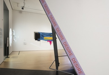 Nobody Promised You Tomorrow: Art 50 Years After Stonewall, Friday, May 03, 2019 through Sunday, December 08, 2019 (Image: DIG_E_2019_Nobody_Promised_You_Tomorrow_17_PS11.jpg Brooklyn Museum. (Photo: Jonathan Dorado) photograph, 2019)
