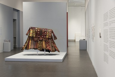 One: Egúngún, February 8, 2019 through August 18, 2019 (Image: DIG_E_2019_One_Egungun_01_PS11.jpg Brooklyn Museum. (Photo: Jonathan Dorado) photograph, 2019)
