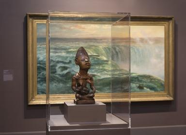 African Arts—Global Conversations, February 14, 2020 through November 15, 2020 (Image: DIG_E_2020_Global_Conversations_04_PS11.jpg Photo: Jonathan Dorado photograph, 2020)