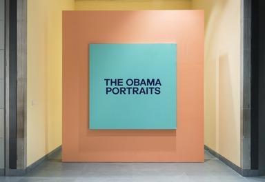 The Obama Portraits Tour, August 27, 2021 through October 24, 2021 (Image: DIG_E_2021_Obama_Portraits_01_PS11.jpg Photo: Jonathan Dorado photograph, 2021)