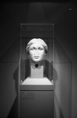 Cleopatra's Egypt: Age of the Ptolemies, October 7, 1988 through January 2, 1989 (Image: ECA_E1988i077.jpg Brooklyn Museum photograph, 1988)