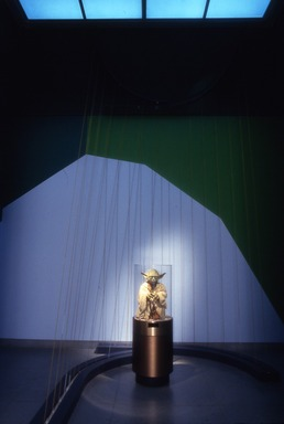 Star Wars: The Magic of Myth, April 05, 2002 through July 07, 2002 (Image: ECA_E2002i009.jpg Brooklyn Museum photograph, 2002)