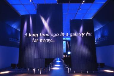 Star Wars: The Magic of Myth, April 05, 2002 through July 07, 2002 (Image: ECA_E2002i014.jpg Brooklyn Museum photograph, 2002)