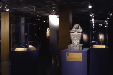 Jewish Life in Ancient Egypt, February 15, 2002 through May 12, 2002 (Image: ECA_E2002i054.jpg Brooklyn Museum photograph, 2002)