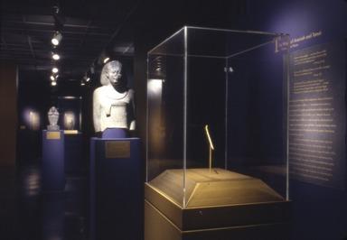 Jewish Life in Ancient Egypt, February 15, 2002 through May 12, 2002 (Image: ECA_E2002i060.jpg Brooklyn Museum photograph, 2002)