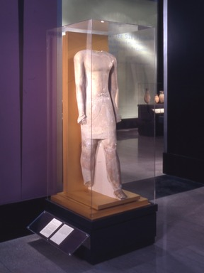 Egypt Reborn: Art for Eternity, April 12, 2003 through October 26, 2015 (Image: ECA_E2003i001.jpg Brooklyn Museum photograph, 2004)