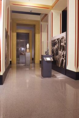 Egypt Reborn: Art for Eternity, April 12, 2003 through October 26, 2015 (Image: ECA_E2003i002.jpg Brooklyn Museum photograph, 2003)