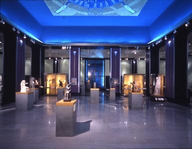 Egypt Reborn: Art for Eternity, April 12, 2003 through October 26, 2015 (Image: ECA_E2003i007.jpg Brooklyn Museum photograph, 2004)
