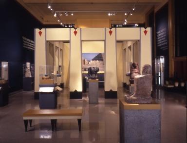 Egypt Reborn: Art for Eternity, April 12, 2003 through October 26, 2015 (Image: ECA_E2003i015.jpg Brooklyn Museum photograph, 2004)