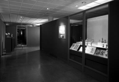 Pomerance Collection of Ancient Art, June 14, 1966 through October 02, 1966 (Image: ECA_E_1966_Pomerance_012_bw_SL5.jpg Brooklyn Museum photograph, 1966)