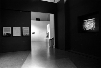 Africa in Antiquity: The Arts of Ancient Nubia and the Sudan. [09/30/1978 - 12/31/1978]. Installation view: contemporary Nubia.