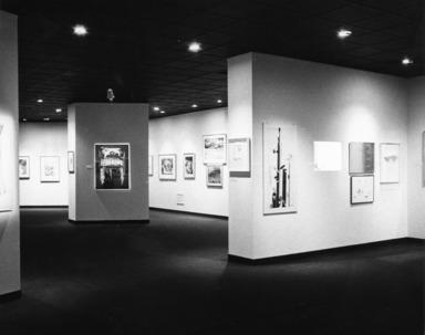 National Print Exhibition, 18th Biennial, November 22, 1972 through February 4, 1973 (Image: PDP_E1972i004.jpg Brooklyn Museum photograph, 1972)