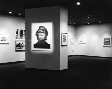 National Print Exhibition, 18th Biennial, November 22, 1972 through February 4, 1973 (Image: PDP_E1972i010.jpg Brooklyn Museum photograph, 1972)