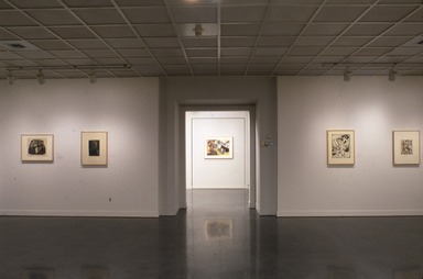 Expressionism to Neo-Expressionism: Twentieth-Century German Prints from the Brooklyn Museum Collection, November 03, 1995 through January 14, 1996 (Image: PDP_E1995i029.jpg Brooklyn Museum photograph, 1995)