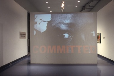 Committed to the Image: Contemporary Black Photographers, February 16, 2001 through April 29, 2001 (Image: PDP_E2001i011.jpg Brooklyn Museum photograph, 2001)
