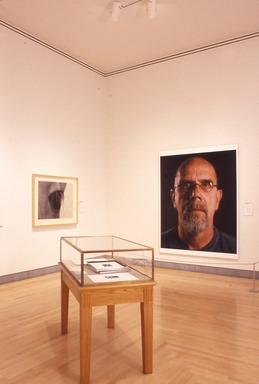 National Print Exhibition, 26th Biennial: Digital: Printmaking Now. [06/22/2001 - 09/02/2001]. Installation view.