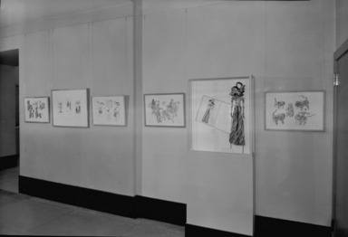 Dolls and Toys of Many Lands, December 15, 1939 through January 29, 1940 (Image: PHO_E1939i023.jpg Brooklyn Museum photograph, 1939)