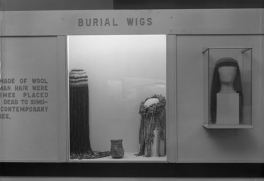 Peruvian Costume, for the Living & the Dead, October 11, 1946 through February 09, 1947 (Image: PHO_E1946i043.jpg Brooklyn Museum photograph, 1946)
