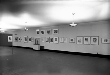 German Expressionism in Prints: 1905-1925, November 03, 1948 through January 16, 1949 (Image: PHO_E1948i009.jpg Brooklyn Museum photograph, 1948)